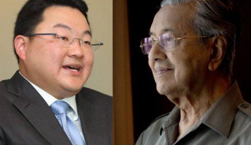 Jho Low: Terdapat Sabotaj Dalam Kerajaan – Tun M