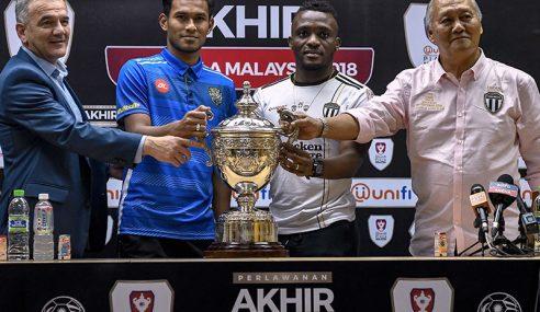 Durakovic Mahu Piala Malaysia Buat Kali Ke-6