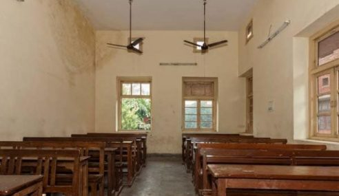 Guru Besar Ditetak Hingga Mati Di Depan 20 Orang Pelajar