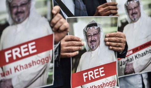 'Saya Lemas' Kata-Kata Akhir Khashoggi