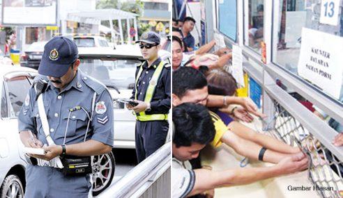 Hanya RM2 Juta Dikutip, Diskaun Kompaun DBKL Tidak Capai Sasaran