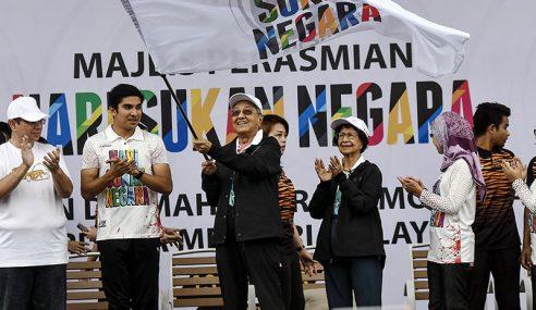 Mahathir Akui Tidak Aktif Bersukan