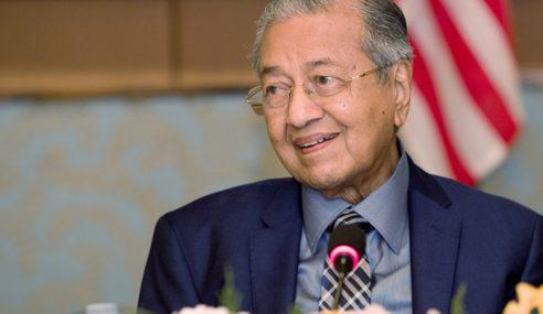 PM Alu-Alukan Usaha Cari, Bawa Pulang Jho Low