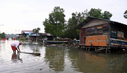 Mangsa Banjir Kilat Di Baling Menurun