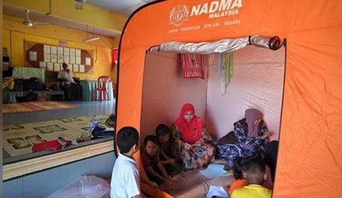 Banjir: Jumlah Mangsa Di Baling Menurun