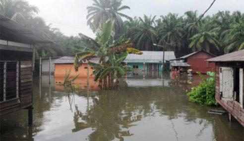 Mangsa Banjir Di Kerian Kekal 29 Orang Malam Ini