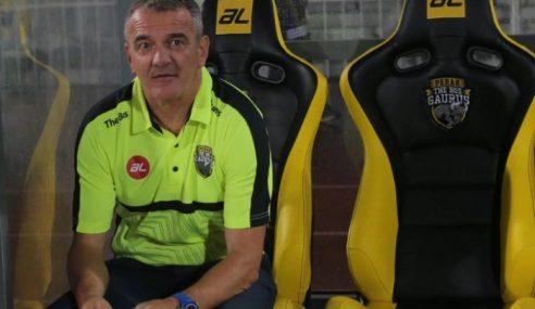 Terkejut Perak Kenduri Gol – Mehmet
