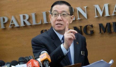 Kerajaan Beri Pinjaman RM22 Juta Kepada Kelantan