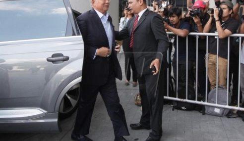 Najib Tiba Di SPRM Berkaitan Kes 1MDB