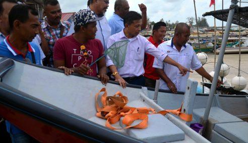 Nelayan Kena Kreatif Jana Ekonomi Ketika Monsun