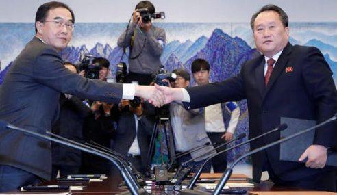 Korea Utara, Selatan Setuju Sambung Jalan, Landasan