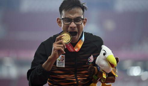 Malaysia Kian Hampiri Sasaran 15 Pingat Emas