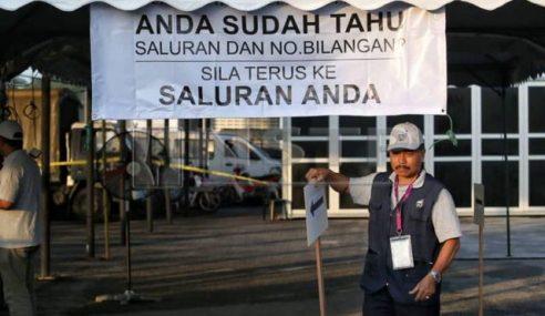PRK Port Dickson: Lebih 7,000 Ribu Pengundi Awal Mula Mengundi