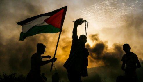 Remaja Palestin Maut Ditembak Di Kepala