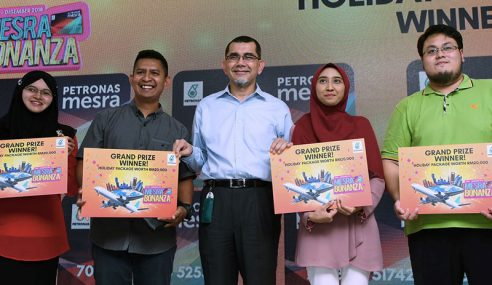 Peraduan Mesra Petronas, Nelayan Menang RM50,000