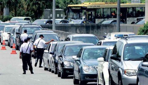 60K Saman Trafik Tertunggak Warga Asing Di Sarawak