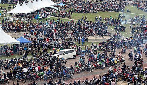 Johor Mahu Perkasa Sukan Permotoran Negeri – MB