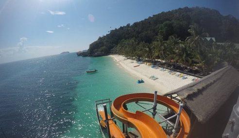 Pulau Di Mersing Ditutup Musim Tengkujuh