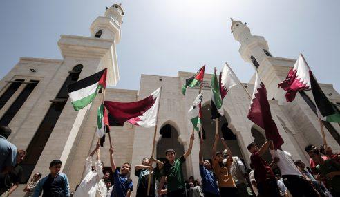Qatar Ikrar Bantuan AS$150 Juta Kepada Gaza