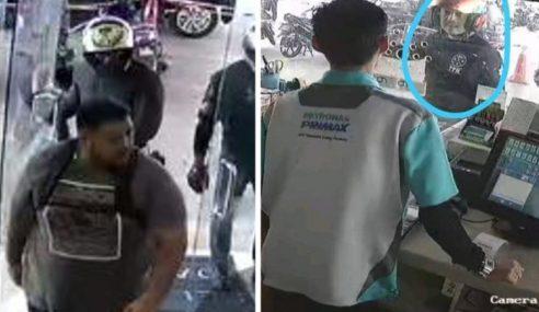 Lelaki Pukul Pekerja Stesen Minyak Direman 3 Hari