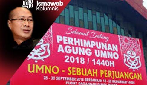 Sudahlah Bekas Ketua Pemuda UMNO!……
