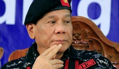 Duterte Sah Jalani Prosedur Kolonoskopi