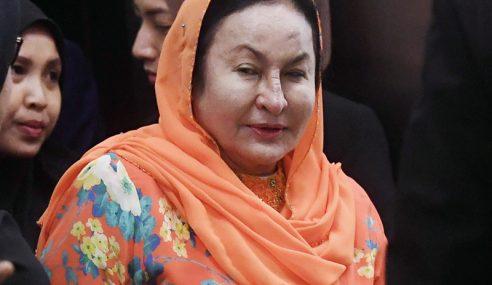 1MDB: Rosmah Beri Keterangan Kepada Polis Esok