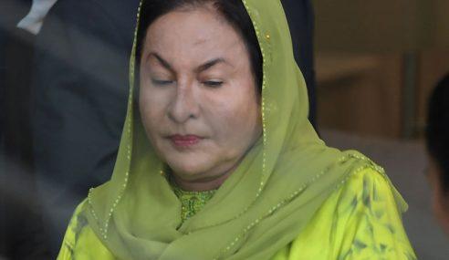 Rosmah Ditahan SPRM Dan Bakal Didakwa