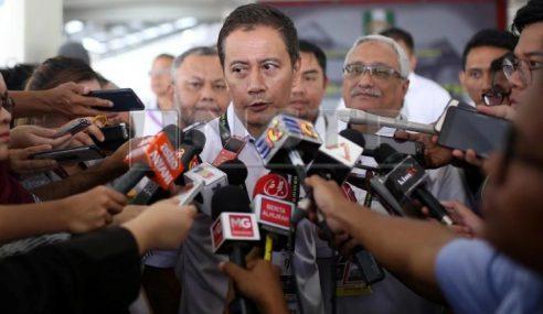 Anwar Masih Calon PRK – SPR