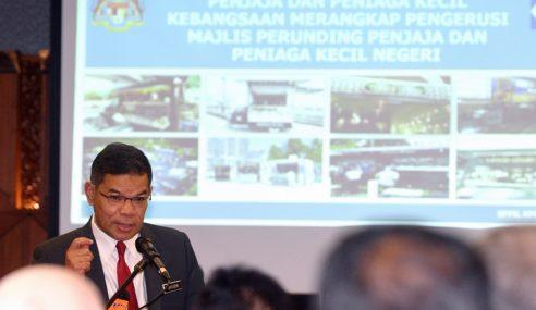 Tiada Aduan Politik Wang Dalam Parti- Saifuddin Nasution