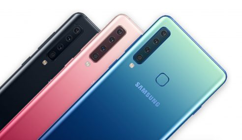 Samsung Perkenal Galaxy A9 Dengan Kamera Kuad 24 Mp