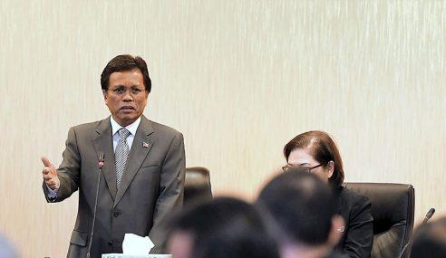 Setiausaha Politik Penghubung Kerajaan Dan Rakyat