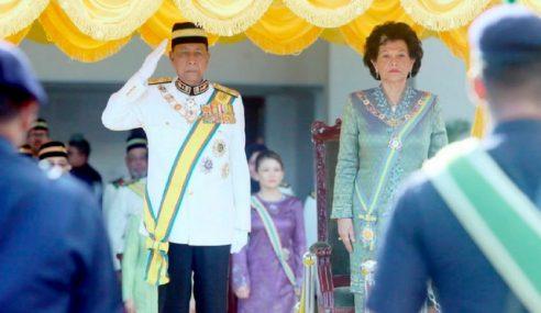 Sultan, Sultanah Kedah Berangkat Istiadat Ziarah Makam