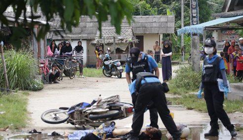 Bekas Renjer Maut, 5 Polis Cedera Ditembak