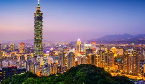 Taiwan Sudah Sinonim Dengan HALAL!