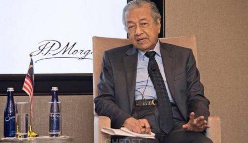 Kurang Dana, Malaysia Utamakan Selesai Hutang Negara