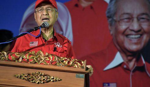 Jentera Kerajaan Akan Dapat Dipulihkan – Dr Mahathir