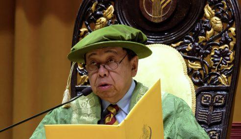 Sultan Selangor Puji Keupayaan UPM Urus Harta Intelek