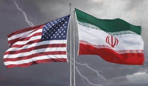 AS Tuduh Iran 'Tangan Kotor' Dan Sokong Pengganas