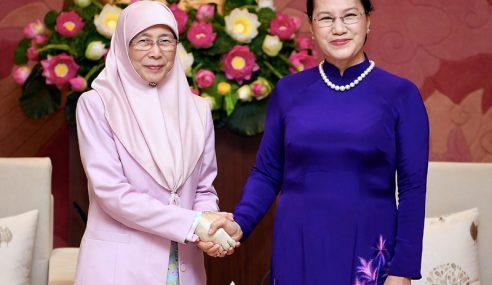 Malaysia, Vietnam Akan Terus Jalin Kerjasama Akrab