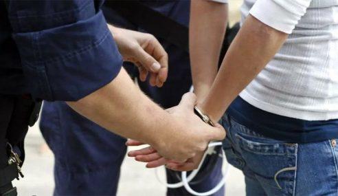 Wanita Ditahan Buat Laporan Polis Palsu Elak Bayar Denda