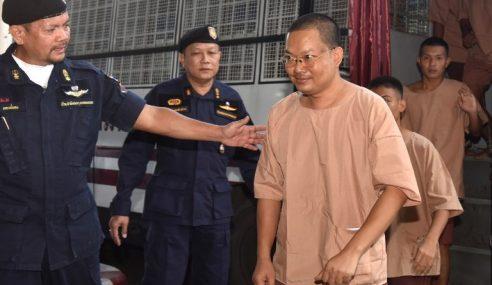 Sami Buddha Mewah Thailand Disabit Kes Rogol