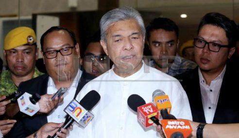Tiada Kerjasama Antara UMNO Dan PKR – Zahid