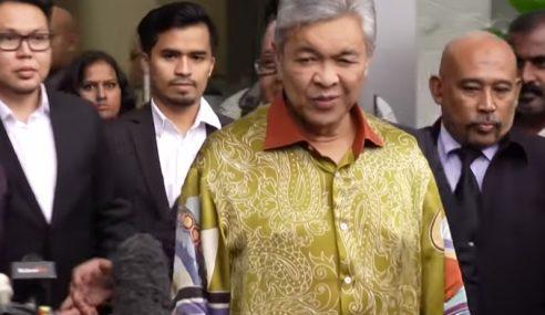 Zahid Hamidi Akan Ke Ibu Pejabat SPRM Semula