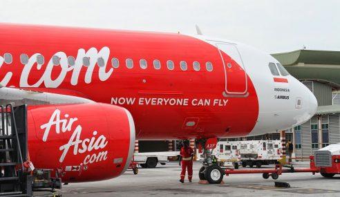 AirAsia Mula Penerbangan Ipoh-Singapura Disember Ini