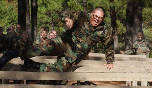 Gemuk Halang Ramai Belia AS Sertai Tentera