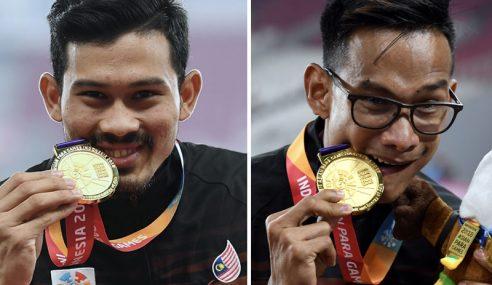PM Ucap Tahniah Kejayaan Atlet Para Pecah Rekod Dunia