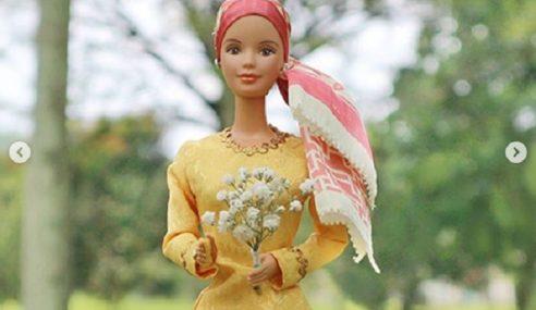 Anak Patung Barbie Kini Boleh Berhijab