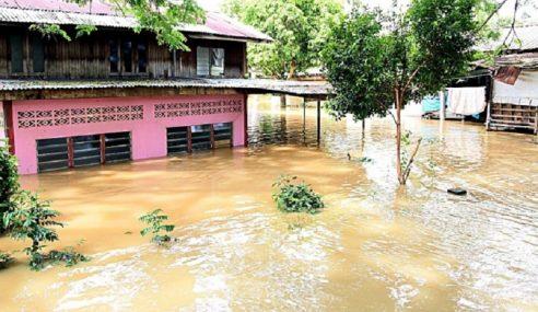 Mangsa Banjir Kilat Di Kedah Meningkat
