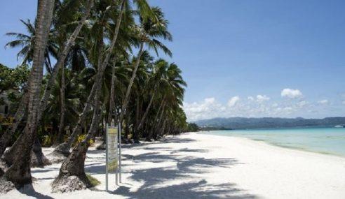 Pulau Boracay, Filipina Dibuka Semula Lusa